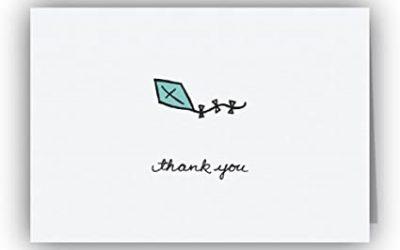 Gracias, gracias, gracias!!